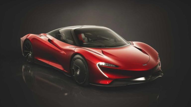 Οι McLaren Speedtail θα φτιάχνονται μία προς μία στα γούστα των πελατών
