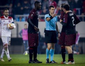 Αποκλεισμός και τιμωρία από την UEFA για Μίλαν!