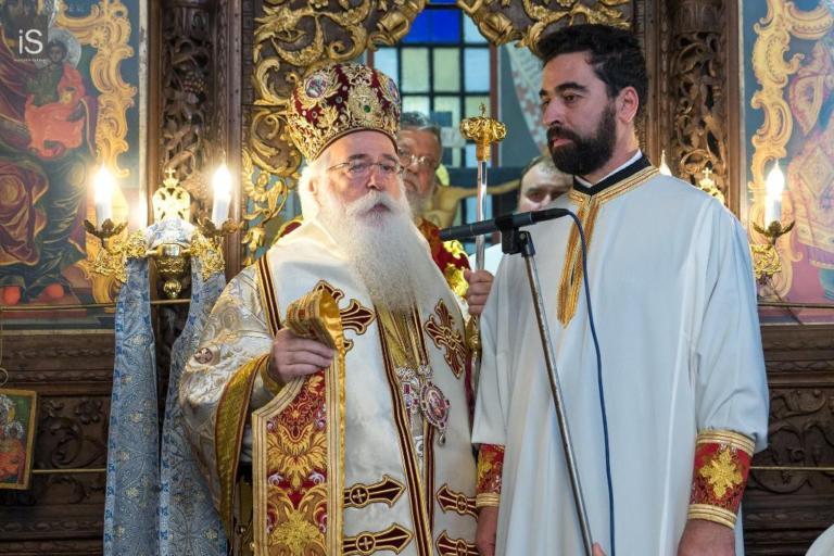 Δημητριάδος Ιγνάτιος: Δεν θα φοβηθώ κανέναν, όταν υπερασπίζομαι τα δίκαια Εκκλησίας και Κληρικών