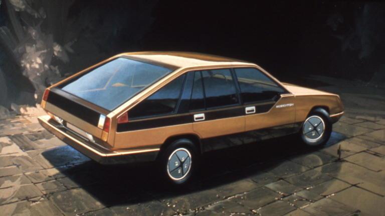 From Russia with Love! Αυτό ήταν το πρώτο παγκόσμιο αυτοκίνητο της Σοβιετικής Ένωσης [pics]