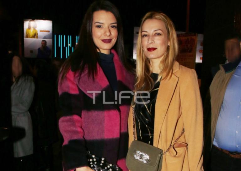 Νικολέττα Ράλλη: Βραδινή έξοδος μαζί με την αδερφή της, Μαρία – Η εκπληκτική ομοιότητα μεταξύ τους! [pics]
