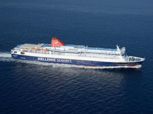 Χίος: Αποκαταστάθηκε η βλάβη στο «Νήσος Σάμος»
