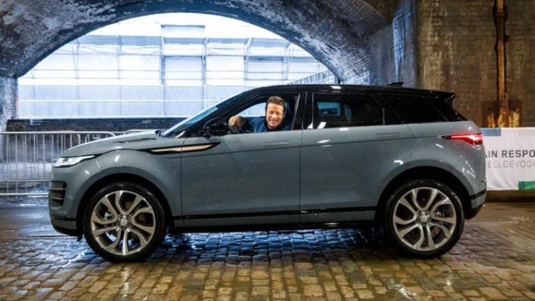 Ποιος διάσημος σεφ εμπνέεται από το νέο Range Rover Evoque; [vid]