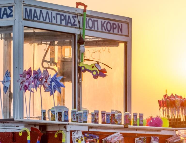Θεσσαλονίκη: Φωτιά από μηχάνημα για ποπ κορν σε εμπορικό κέντρο