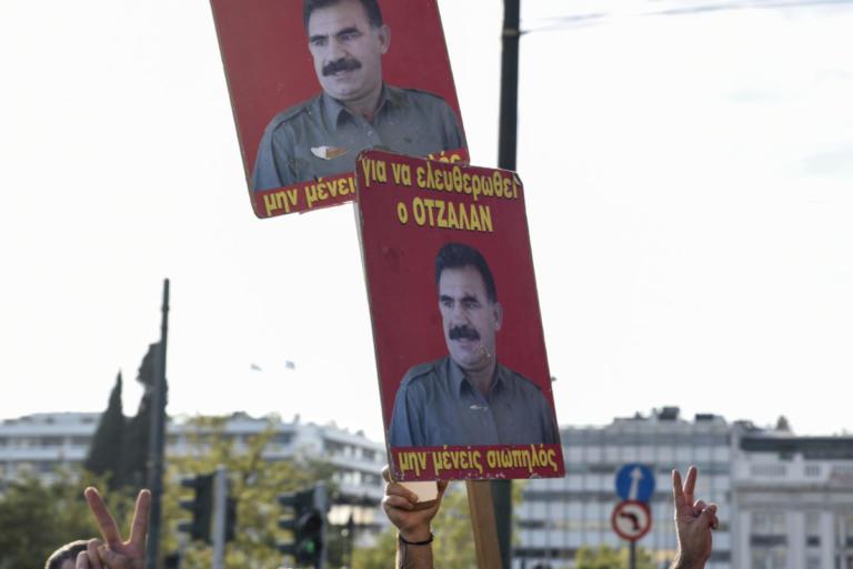 Στη Βουλή το κείμενο για την απελευθέρωση του Οτσαλάν