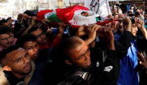 Δυτική Όχθη: Νεκρός Παλαιστίνιος από ισραηλινά πυρά – Δέχτηκε σφαίρα στο κεφάλι