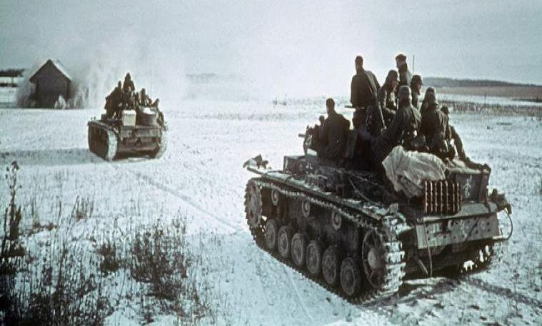Η Μάχη της Μόσχας: Το μεγάλο λάθος του Χίτλερ που έκρινε τον Πόλεμο [pics]