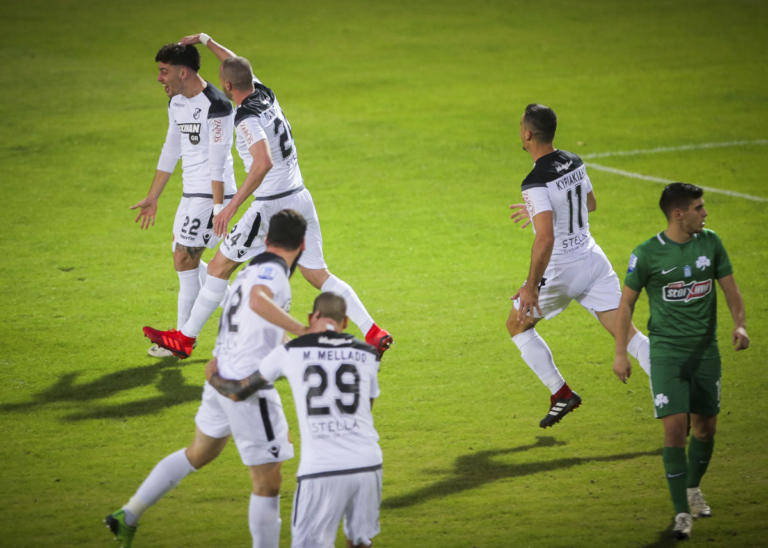 """ΟΦΗ – Παναθηναϊκός 3-1 ΤΕΛΙΚΟ: """"Βαριά"""" ήττα για το Τριφύλλι!"""