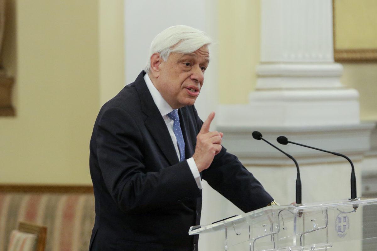 Παυλόπουλος: Θεμελιώδης αρχή κοινωνικής δικαιοσύνης η στήριξη των ΑμεΑ