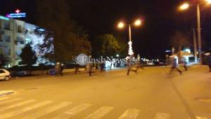 Επέτειος Γρηγορόπουλου: Πετροπόλεμος στα Χανιά [pics]
