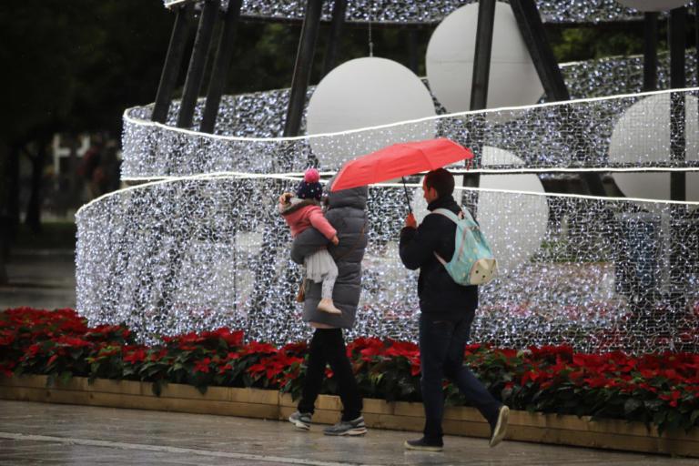 Καιρός: Καταιγίδες κατά τόπους έντονες προβλέπει η ΕΜΥ