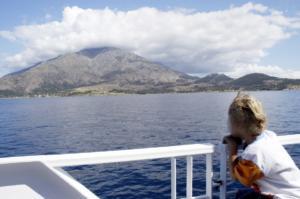Μηχανική βλάβη στο πλοίο για Σαμοθράκη
