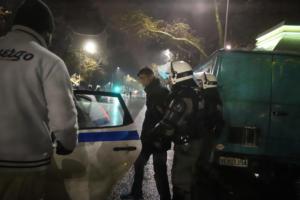 Μία σύλληψη και 49 προσαγωγές στα χθεσινά επεισόδια στη Θεσσαλονίκη