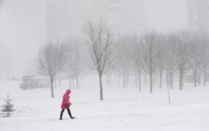 Ο καιρός… τρελάθηκε! Παγετοί στο βορρά, υγρασία στο νότο της Ευρώπης με τη νέα χρονιά!