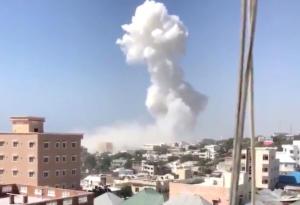 Σομαλία: 5 νεκροί και 4 τραυματίες από έκρηξη στο Μογκαντίσου