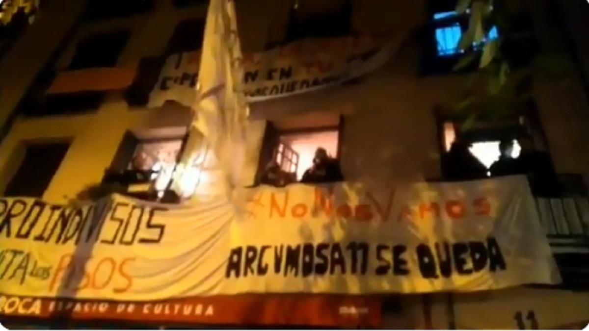 Ισπανία: Διέταξαν έξωση… αξημέρωτα για να αποφύγουν τις αντιδράσεις!