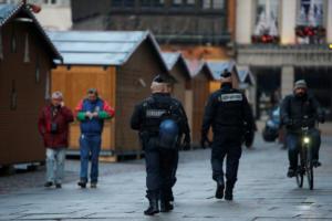 Στρασβούργο: Συνελήφθη αδελφός του Σεκάτ για ένοπλη ληστεία