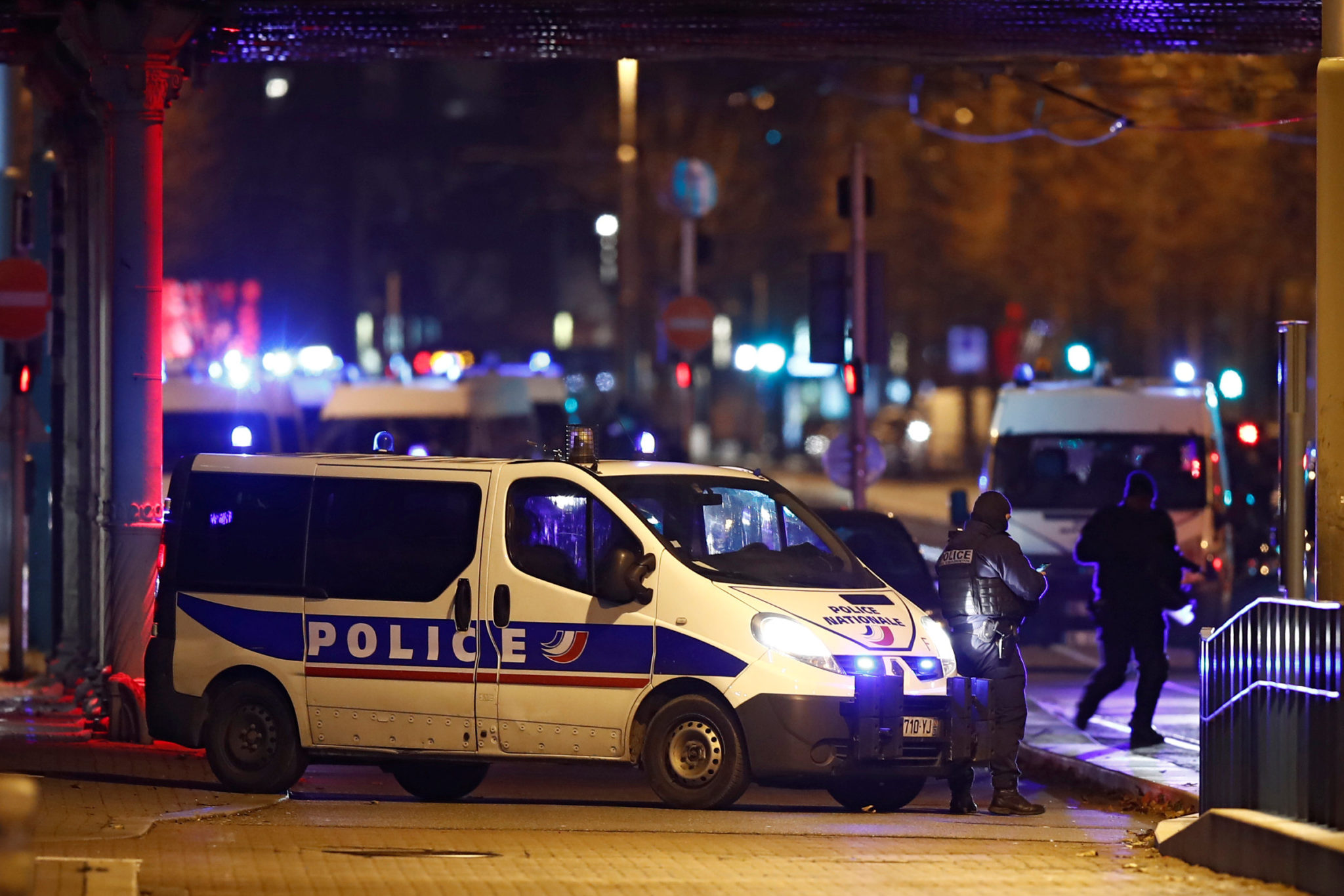 Στρασβούργο: Δύο κρατούμενοι ως ύποπτοι ότι προμήθευσαν το όπλο στον Σεκάτ