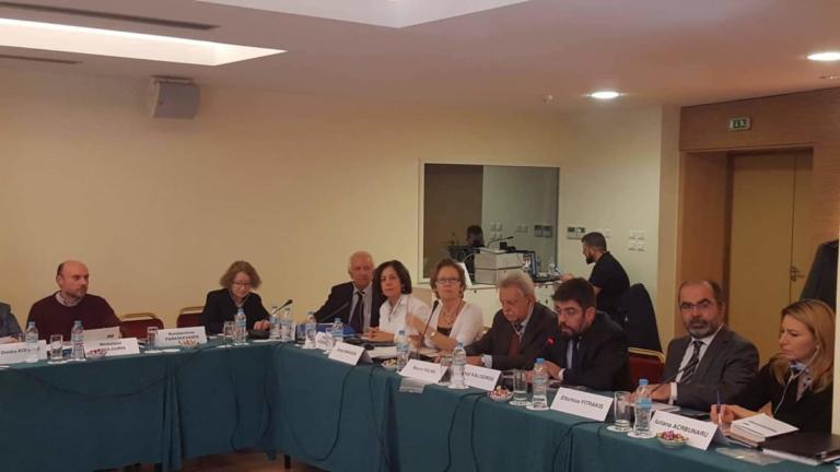 Συνάντηση εργασίας για τη μείωση του υπερπληθυσμού των φυλακών