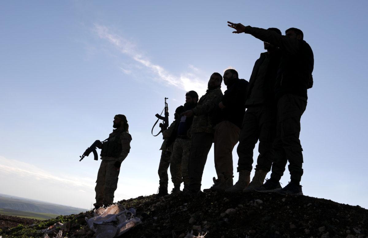 Τουρκία: Δεν στοχεύουμε τους Κούρδους στην Συρία