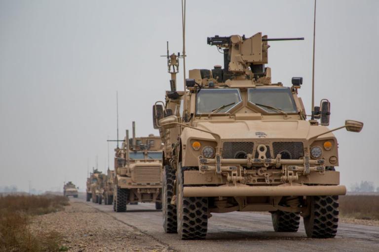 Συρία: Συμφωνία ΗΠΑ – Τουρκίας για την αποχώρηση των Κούρδων από την Μάνμπιτζ