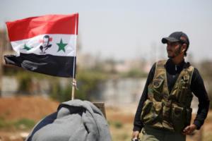 Μπλόκο στον Ερντογάν – Οι δυνάμεις του Άσαντ μπήκαν στο Μανμπίτς