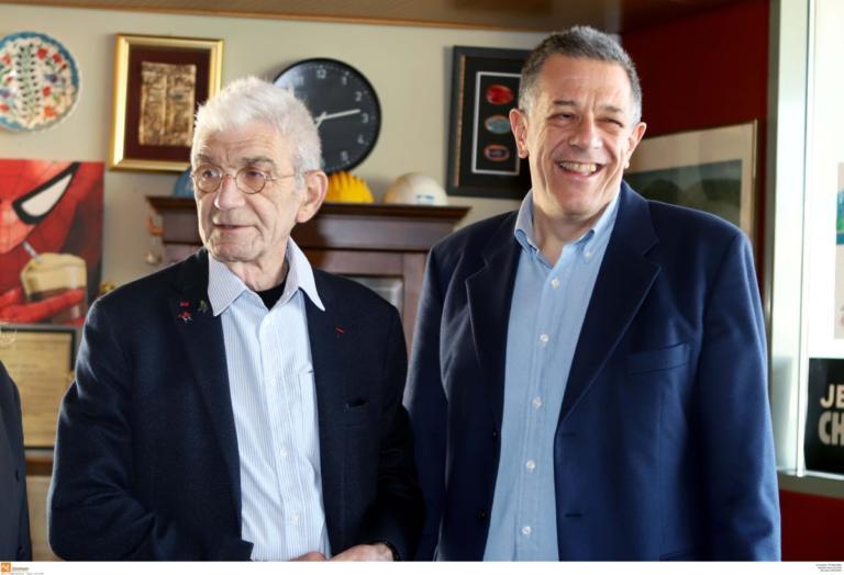 Θεσσαλονίκη: Συνάντηση του δημάρχου Μπουτάρη με τον υποψήφιο Ν.Ταχιάο
