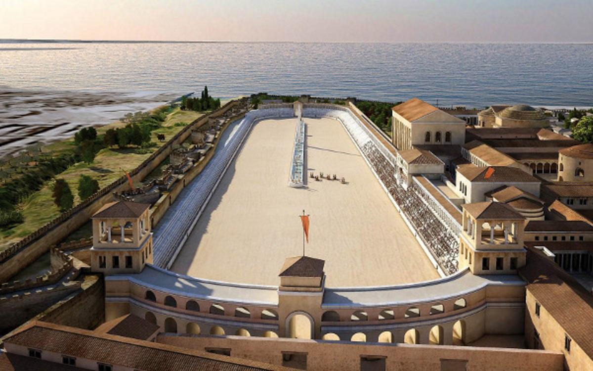 Έτσι ήταν η Θεσσαλονίκη στην αρχαιότητα – Οι εικόνες που μαγνητίζουν [video]