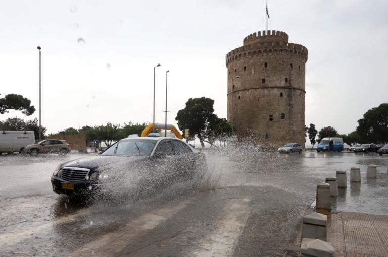 Σε ετοιμότητα ο νομός Θεσσαλονίκης για ακραία καιρικά φαινόμενα