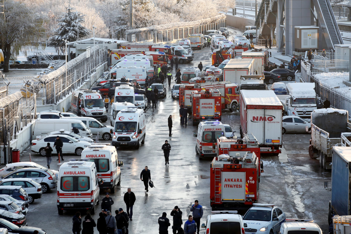 Τουρκία: Τρεις στην φυλακή για το δυστύχημα με τρένο που στοίχισε τη ζωή σε 9 ανθρώπους