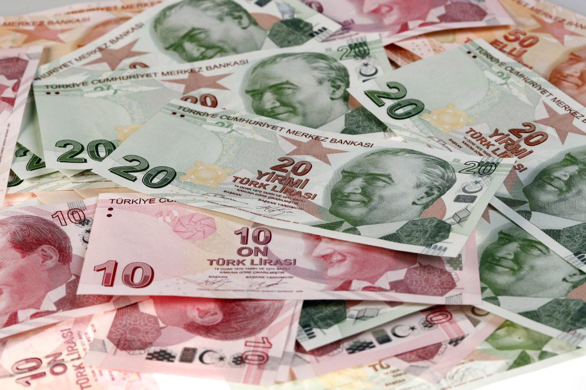 Τουρκία: Ο ετήσιος πληθωρισμός μειώθηκε στο 21,62% τον Νοέμβριο