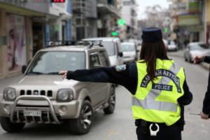 """Τροχαία: Τα έκτακτα μέτρα για τις γιορτές – Επί ποδός και """"μυστικοί"""" τροχονόμοι"""