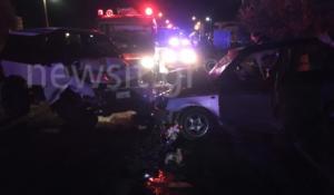 Τροχαίο στην Μεσσηνία: Αρπαγή κοπέλας και τραγωδία με τρεις νεκρούς!