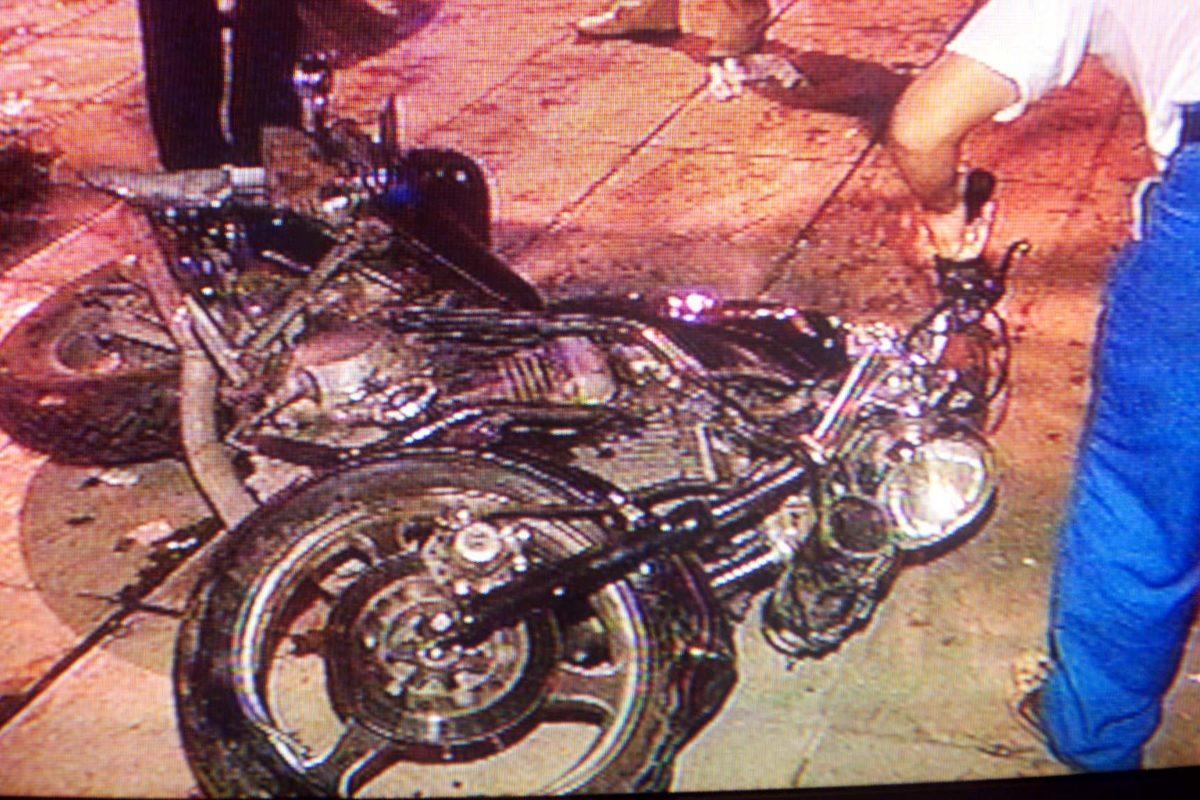 Ρέθυμνο: Σκοτώθηκε οδηγός μηχανής σε τροχαίο δυστύχημα – Ακαριαίος θάνατος στην άσφαλτο!