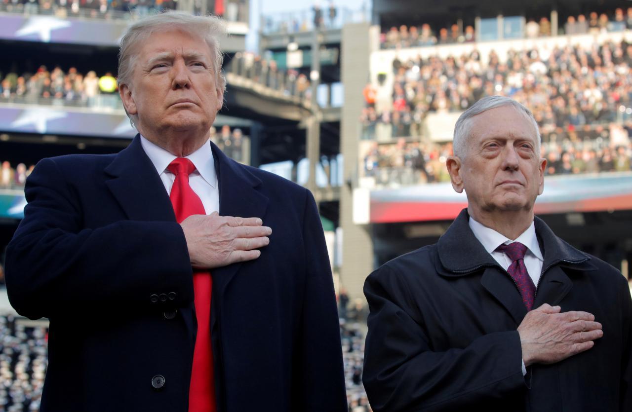 """Νέα """"επίθεση"""" Τραμπ κατά του Μάτις – """"Δεν θεωρεί πρόβλημα το να μας εκμεταλλεύονται οι σύμμαχοι"""""""