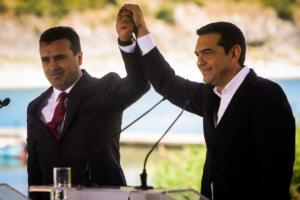 Ζάεφ: Μοντέλο ειρηνικής επίλυσης διαφορών η συμφωνία των Πρεσπών