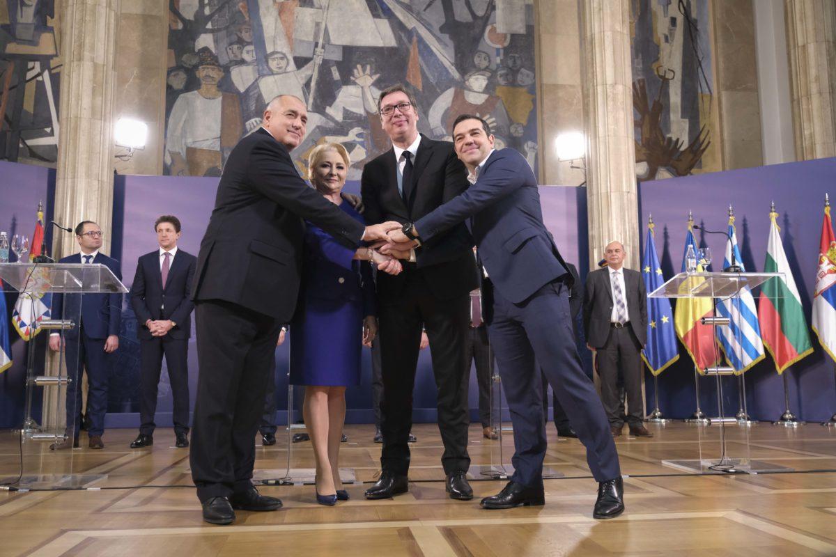 Euro 2028 και Μουντιάλ 2030 θα διεκδικήσουν Ελλάδα, Σερβία, Βουλγαρία και Ρουμανία