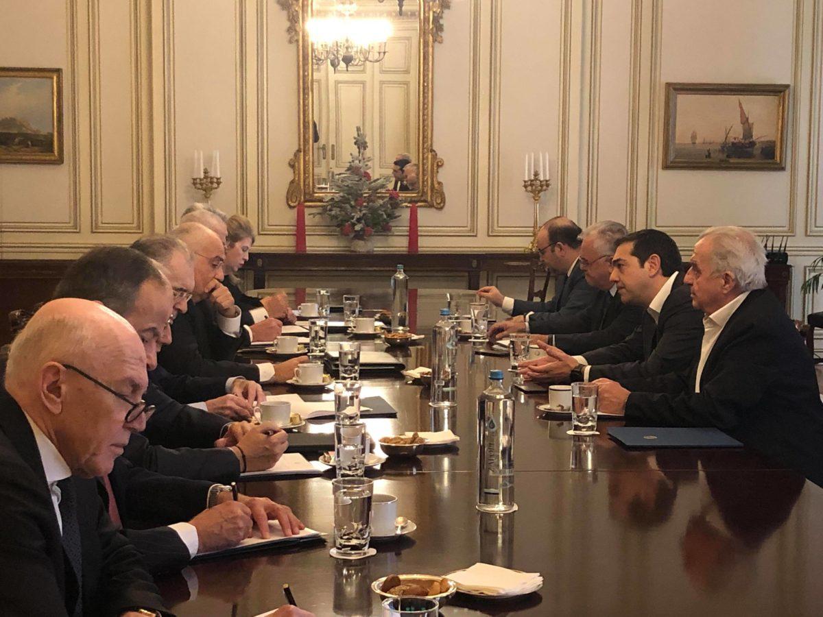 Νόμος Κατσέλη: Τσίπρας και τραπεζίτες συμφώνησαν παράταση έως τις 28 Φεβρουαρίου