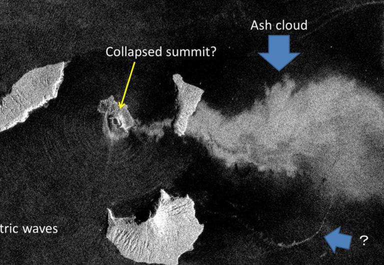 Τσουνάμι Ινδονησία: Κατολίσθηση του ηφαιστείου και απόλυτη καταστροφή σε 24 λεπτά