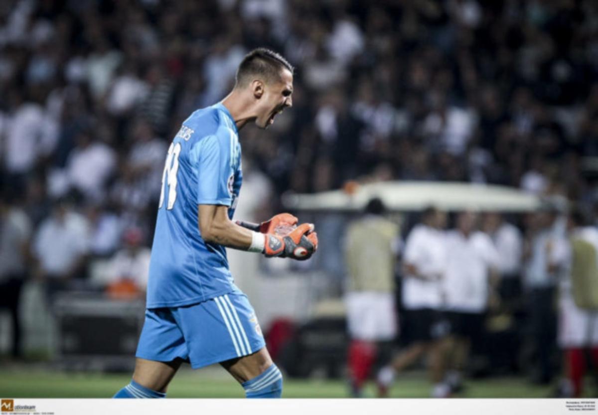"Champions League: ""Αποκάλυψη"" ο Βλαχοδήμος! Στην κορυφαία ενδεκάδα ο Έλληνας τερματοφύλακας"
