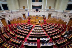 Στη Βουλή η αντιμετώπιση από τη Δικαιοσύνη της «συκοφαντικής επίθεσης κατά του Δημάρχου Λέσβου»