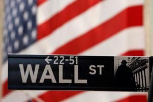"""""""Βουτιά"""" στη Wall Street – Ανησυχίες για την καθίζηση της οικονομικής ανάπτυξης"""