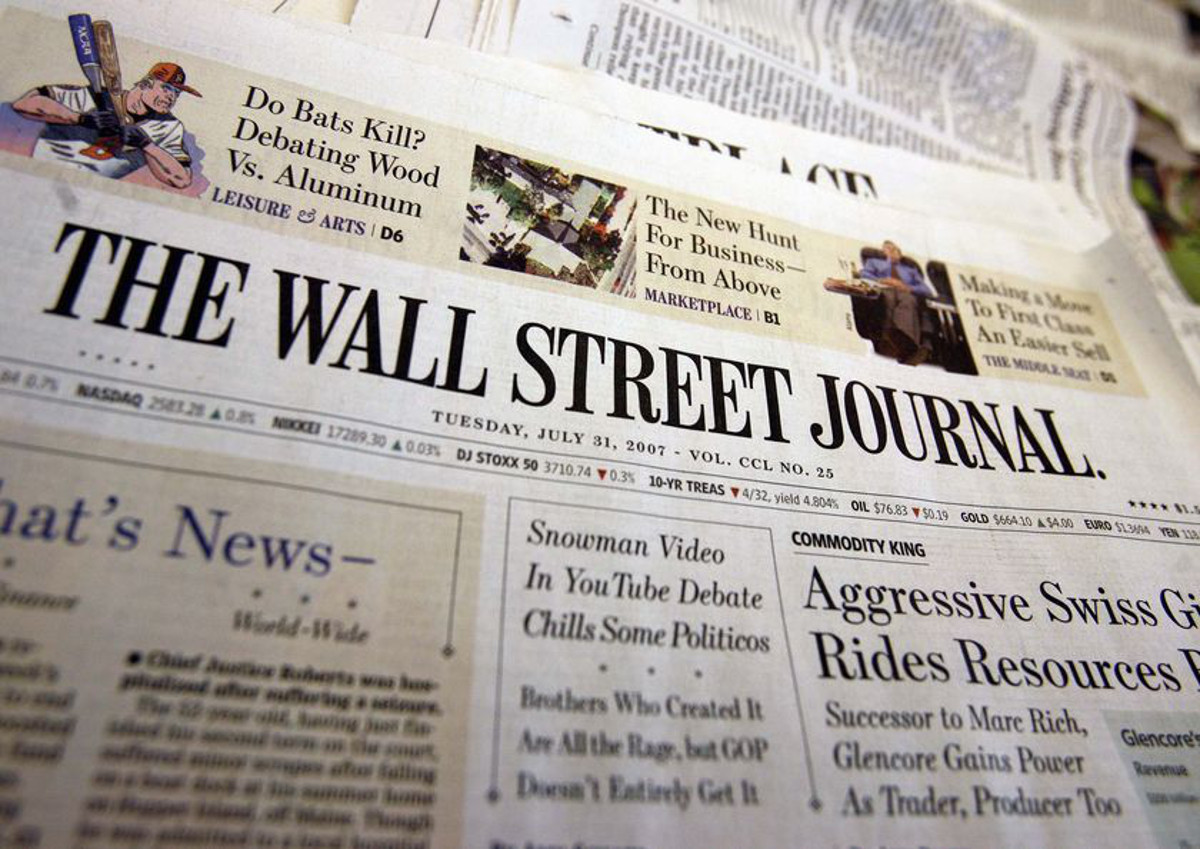 WSJ: Η Ελλάδα είναι το μόνο αισιόδοξο σημείο προβλέψεων στην Ευρωζώνη