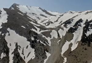 Χιονοδρομικό κέντρο Καλαβρύτων: Εικόνες που κόβουν την ανάσα