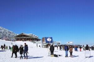 Ανοίγει το Σάββατο το σαλέ του Χιονοδρομικού Κέντρου Καλαβρύτων
