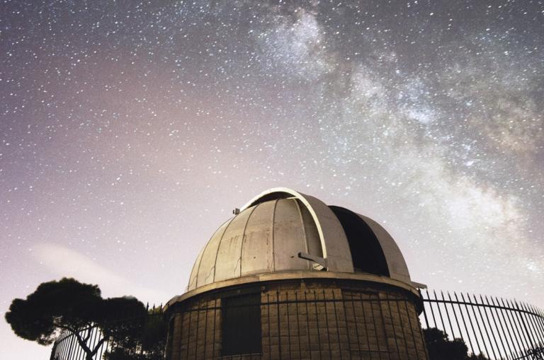 Χριστούγεννα στο Αστεροσκοπείο στο Θησείο