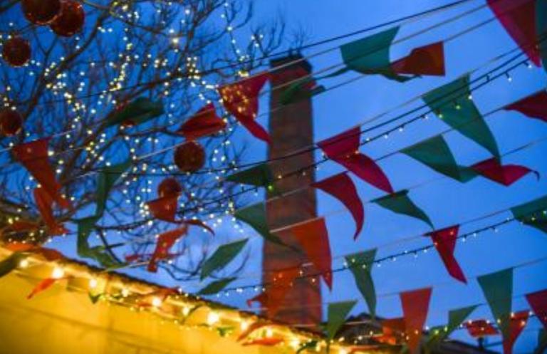 Χριστούγεννα 2018 στην Τεχνόπολη του Δήμου Αθηναίων