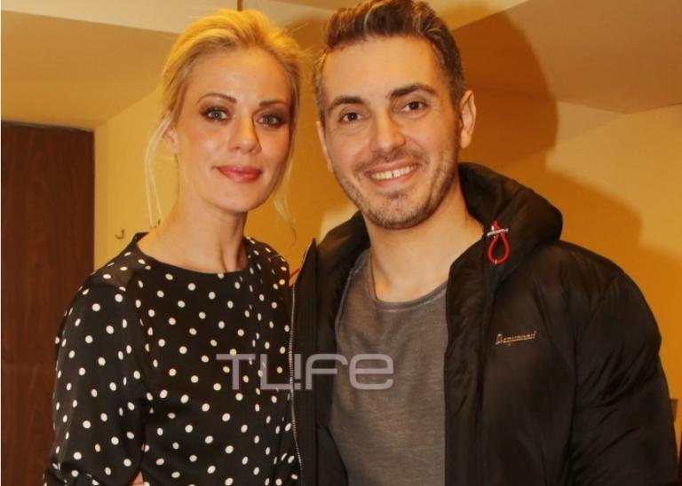 Ζέτα Μακρυπούλια – Μιχάλης Χατζηγιάννης: Ζουν «σαν παντρεμένοι»! Το ταξίδι του ζευγαριού στην Κύπρο
