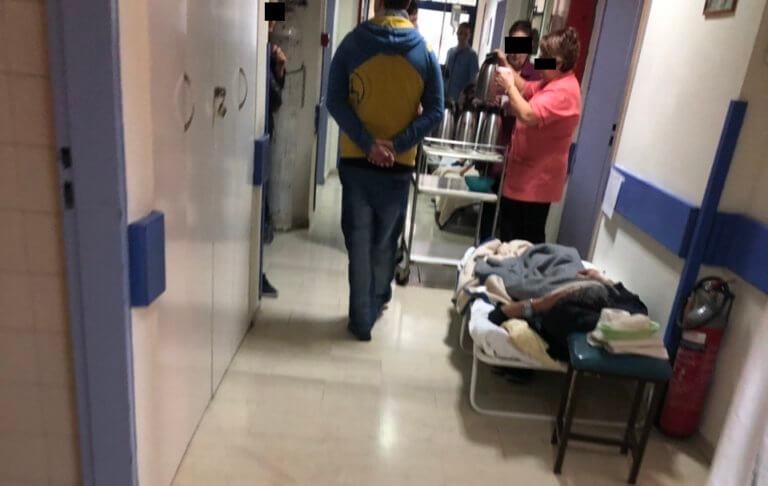 ΠΟΕΔΗΝ: Απελπιστική η κατάσταση (και) στο νοσοκομείο Νίκαιας – Δείτε φωτογραφίες από την χθεσινή εφημερία!