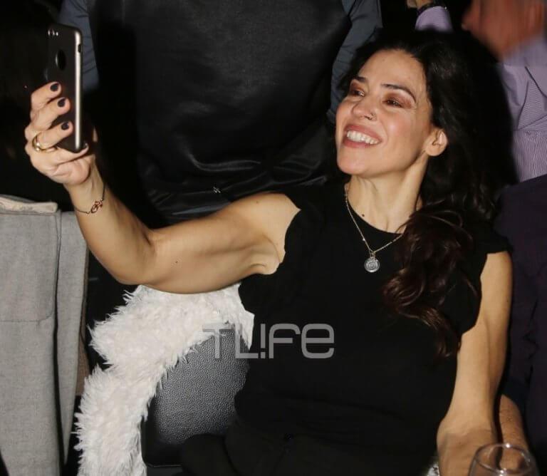 Ναταλία Δραγούμη: Άκρως ευδιάθετη σε βραδινή της έξοδο! [pics] | Newsit.gr